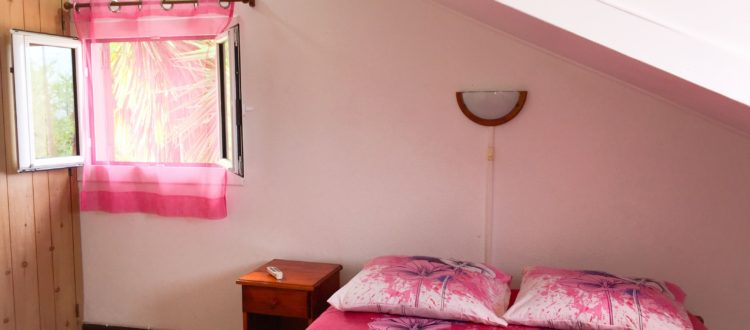 chambre grand lit 2 pers